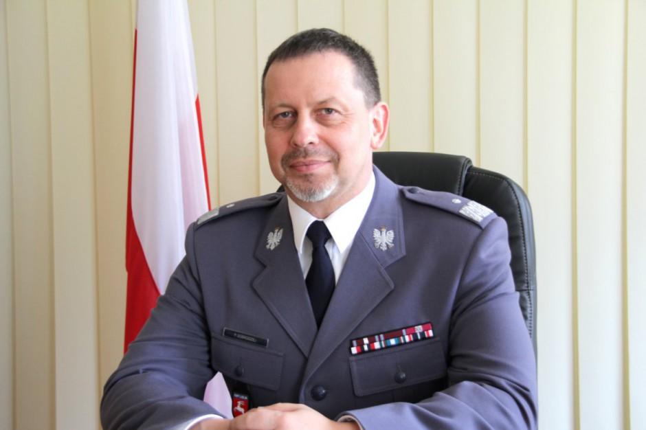 Nadinsp. Paweł Dobrodziej p.o. szefa stołecznej policji