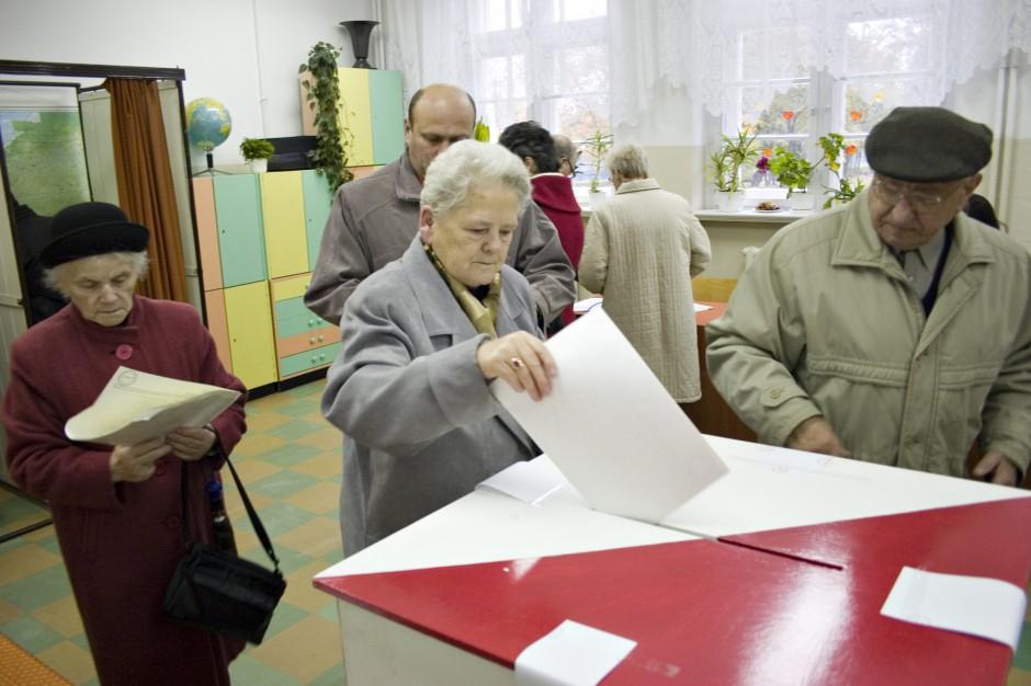 PKW: możliwa destabilizacja procesu wyborczego