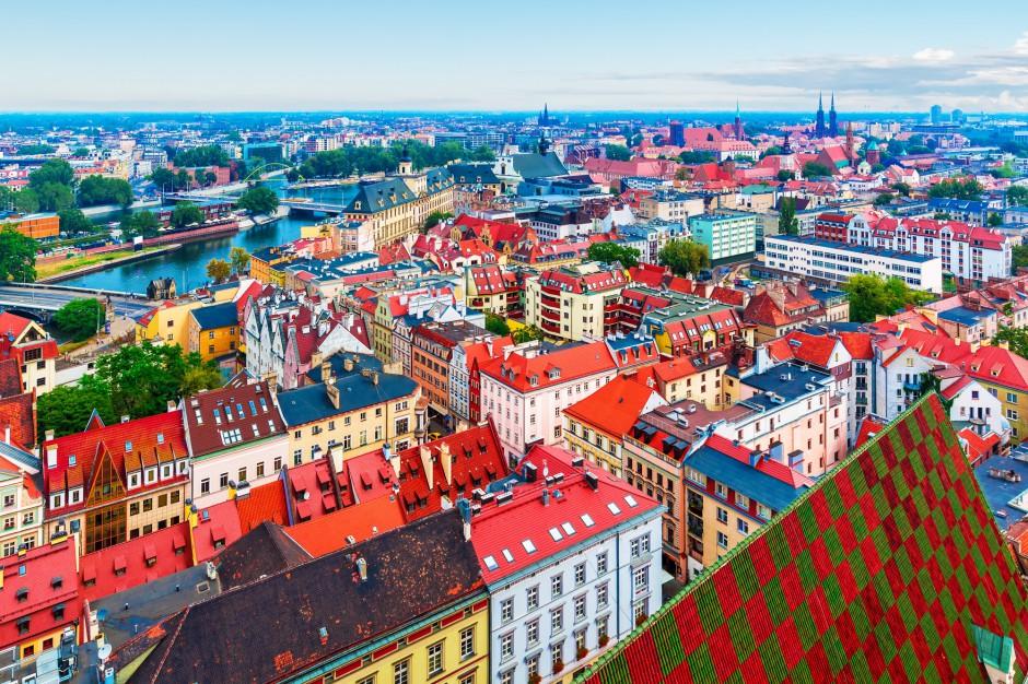 Wrocław kusi klimatem do życia i budowania