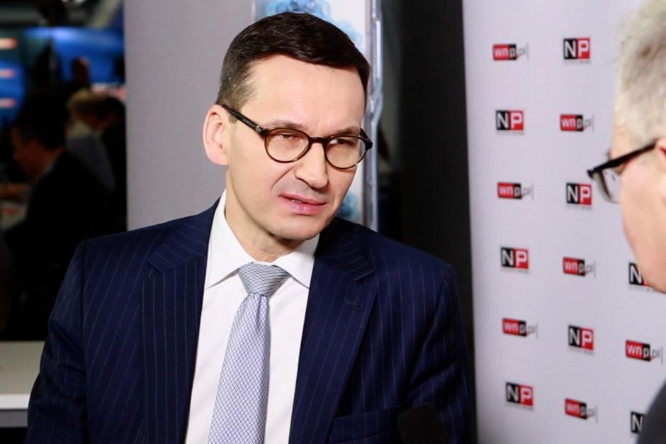 Mateusz Morawiecki: bariery dla przedsiębiorców siedzą głównie w głowach urzędników
