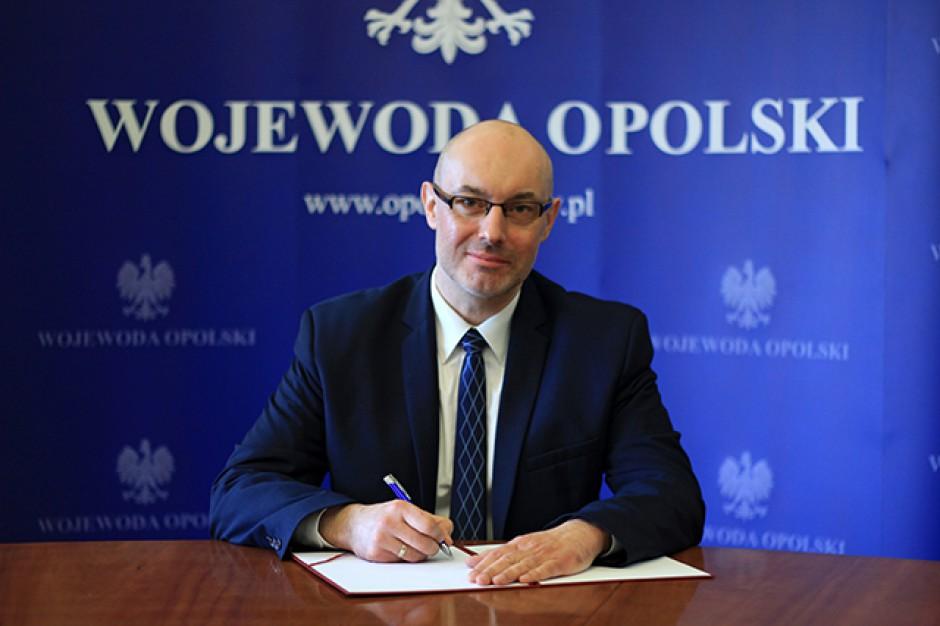 Wojewoda opolski podsumował dwa lata swego urzędowania