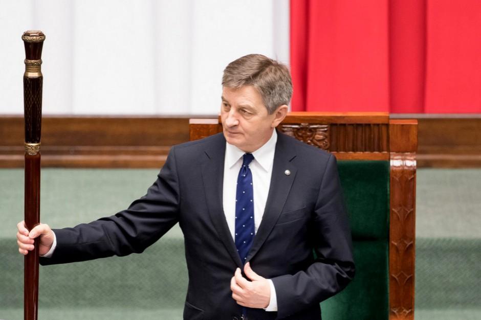 Marek Kuchciński: Komisja ds. reprywatyzacji powinna objąć całą Polskę