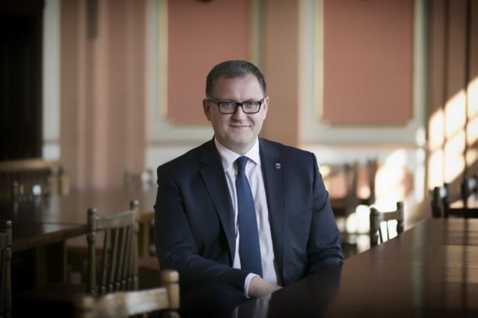 Grzegorz Sapiński, prezydent Kalisza: Porozumienie przygotuje projekty rozwiązań dla samorządów
