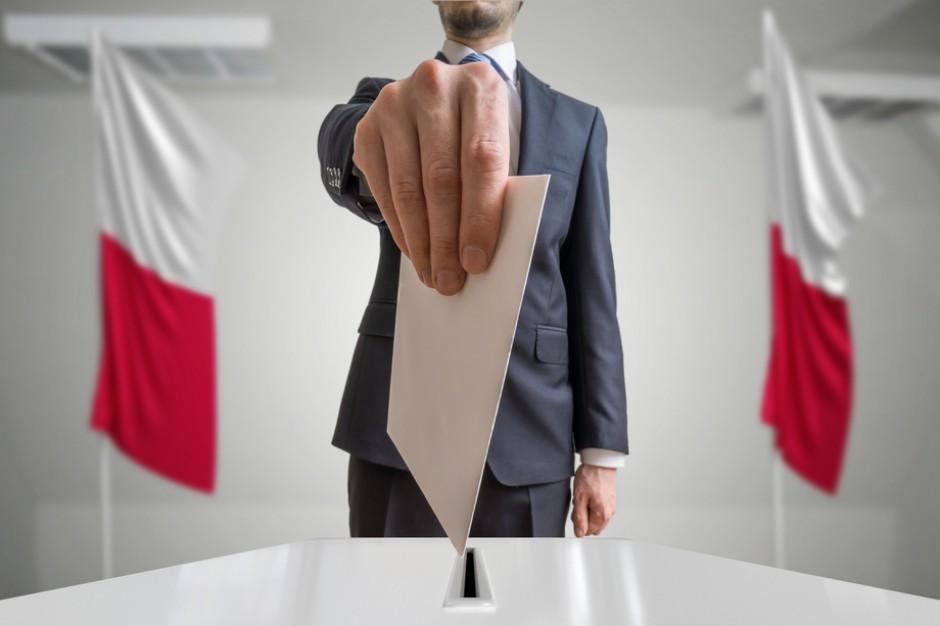 Zmiany ordynacji wyborczej: PiS rozrysuje mapę wyborczą po nowemu