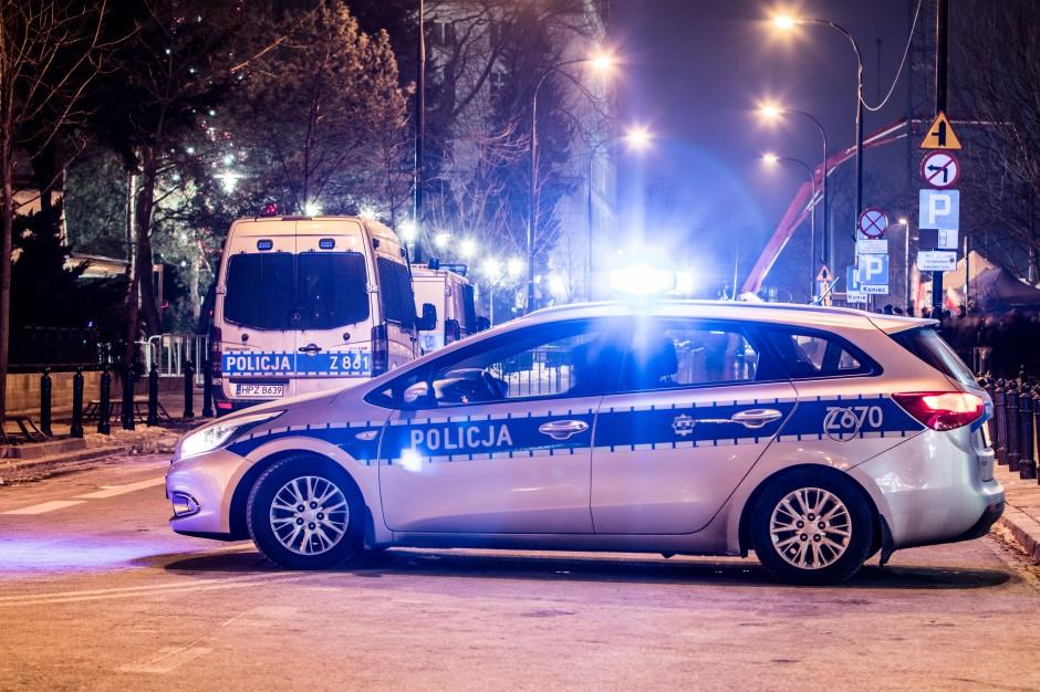 Tomasz Szymański p.o. zastępcy komendanta stołecznej policji