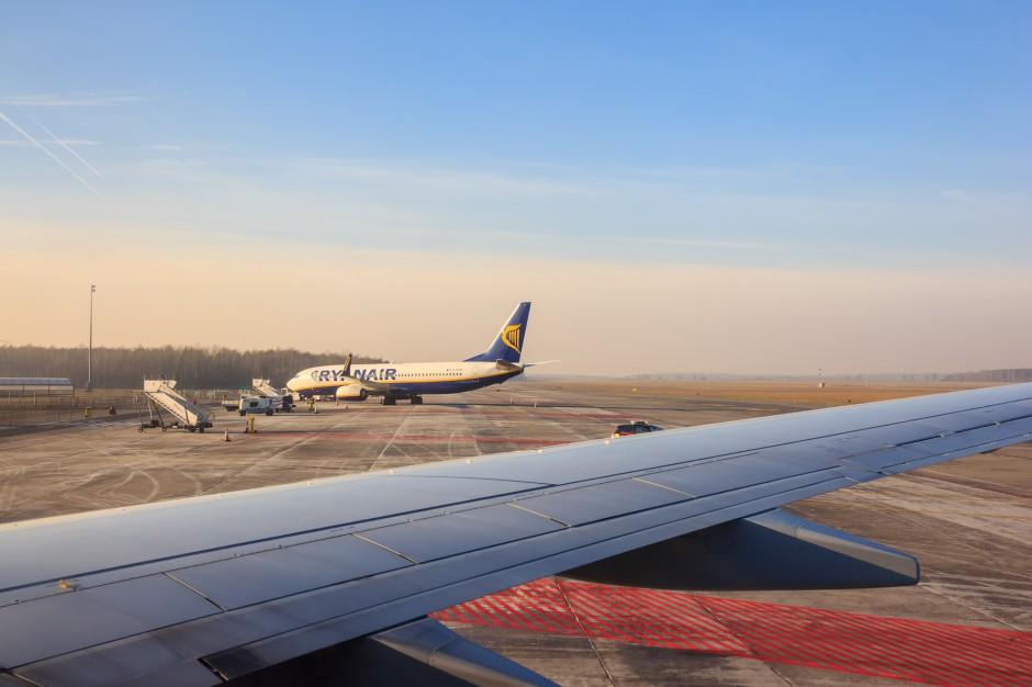 Ryanair połączy Modlin z Pescarą i Rimini