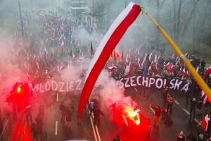 Marsz podzielił Polaków