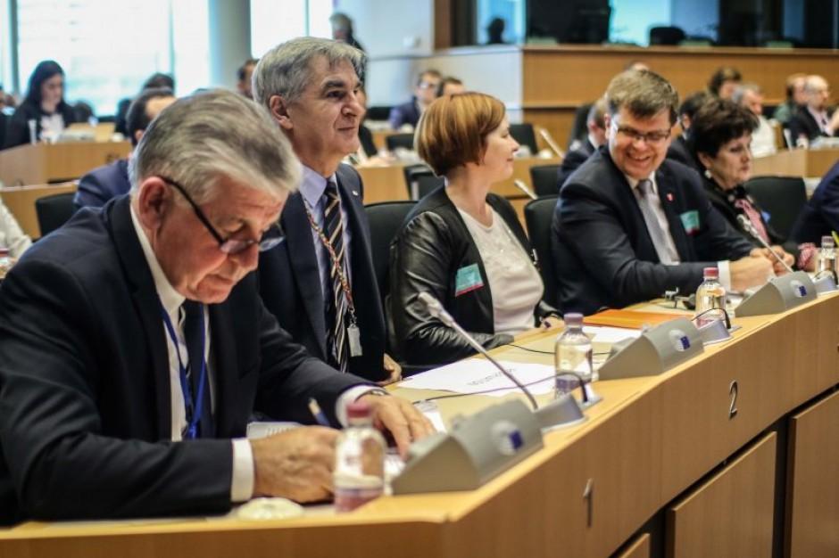 Polska Wschodnia tematem konferencji w siedzibie Parlamentu Europejskiego