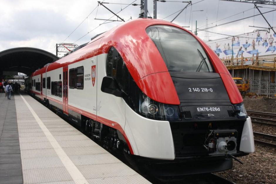 Poznańska Kolej Metropolitalna: pierwsze pociągi pojadą na wiosnę 2018 r.