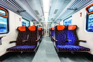 Regionalny przewoźnik odebrał gruntownie zmodernizowane pociągi
