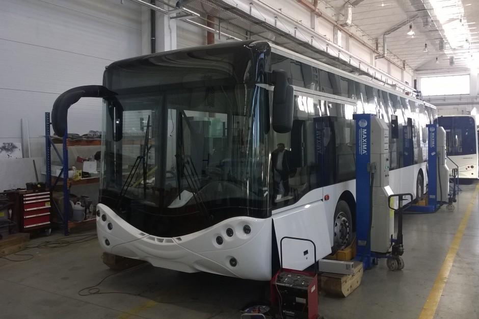 Zielona Góra kupuje autobusy elektryczne od Ursusa