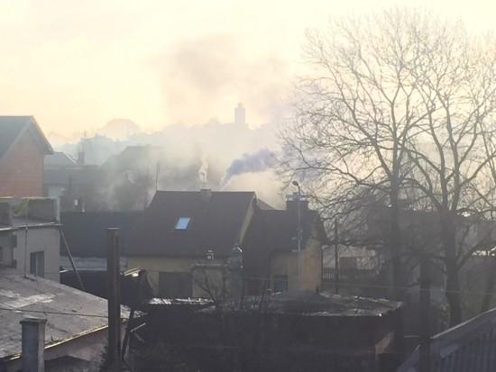 Znany aktor zachęca do walki ze smogiem na Śląsku