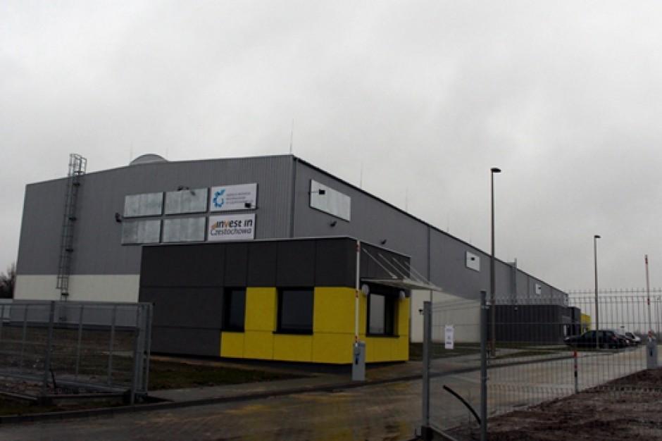 Częstochowa: Ulgi podatkowe w nowej hali na terenie KSSE