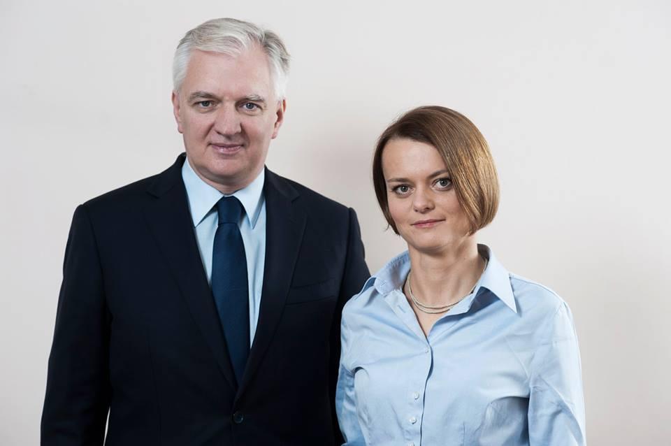 Jadwiga Emilewicz od 2015 pełni funkcję podsekretarza stanu w Ministerstwie Rozwoju, jest także wiceprezesem Porozumienia, partii niedawno powołanej przez Jarosława Gowina (fot. Facebook/Jadwiga Emilewicz)
