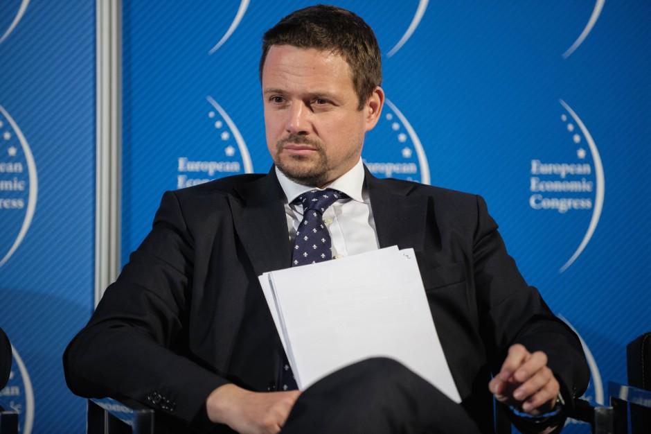 Rafał Trzaskowski wspólnym kandydatem PO i Nowoczesnej w Warszawie