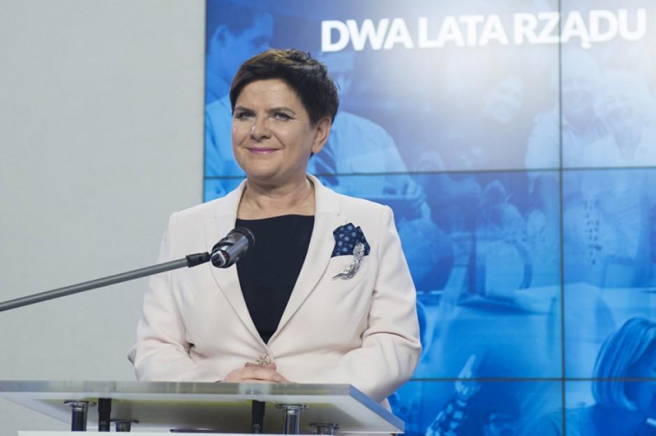 Sondaż: Beata Szydło czy Rafał Trzaskowski? Kto byłby lepszym prezydentem Warszawy