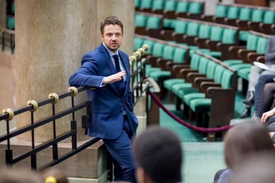 Rafał Trzaskowski: Przyszedłem do polityki po to, żeby tę politykę zmieniać