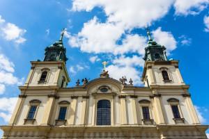 Monumentalne oratorium w warszawskiej bazylice
