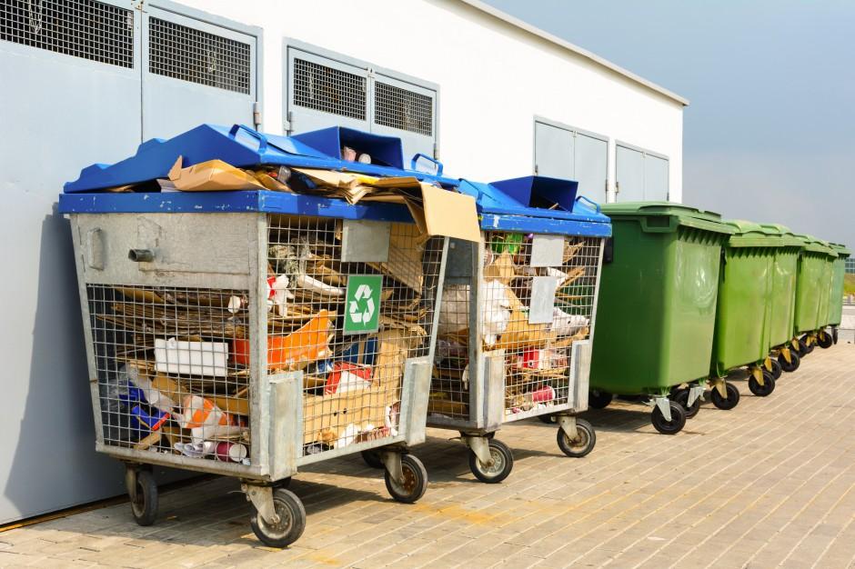 Elektroniczna baza o odpadach zatwierdzona przez Sejm