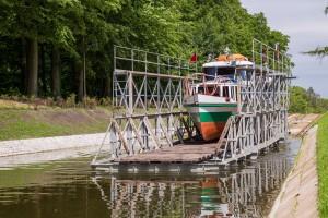 Nowy organ zadba o rozwój Kanału Elbląskiego