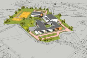 Trwa budowa pierwszej w Polsce szkoły metropolitalnej