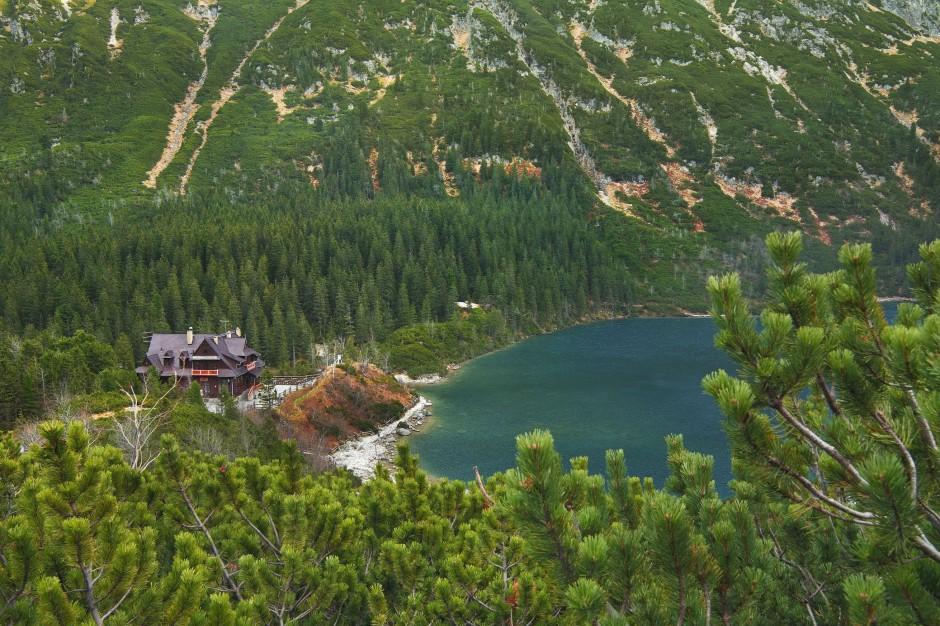 TPN domaga się wydania schronisk nad Morskim Okiem i w Dolinie Roztoki