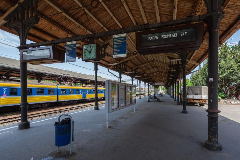 Dworzec PKP: Remont stacji Gdańsk Główny. Będą utrudnienia