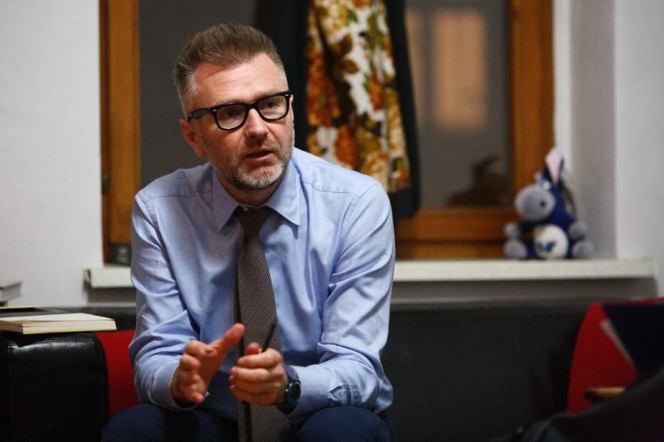 Jarosław Makowski przewodniczącym katowickiej PO