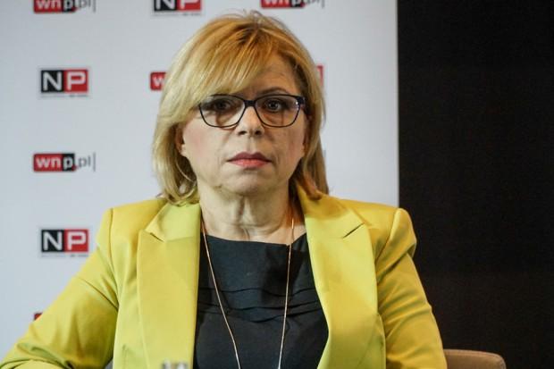 Gabriela Lenartowicz, posłanka PO (fot. PTWP)