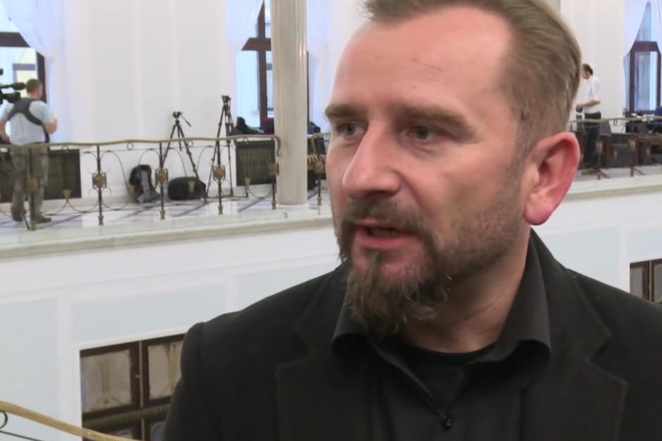Ordynacja wyborcza. Poseł Piotr Liroy-Marzec i bezpartyjni zajmą stanowisko wobec propozycji PiS