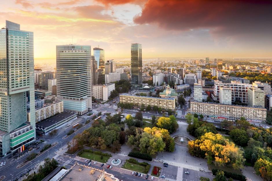 Wola nowym biznesowym sercem Warszawy