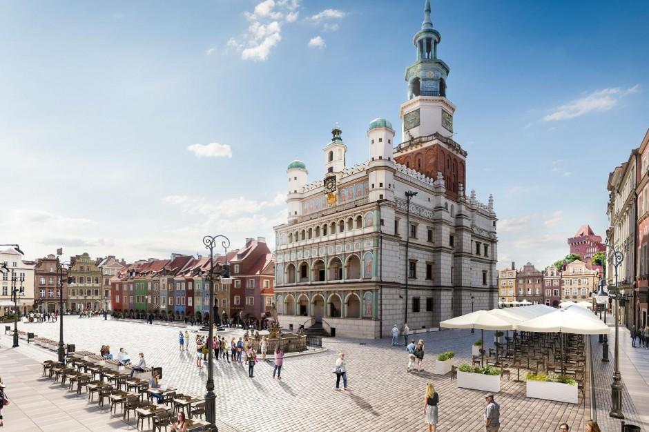 Poznański Stary Rynek czeka remont