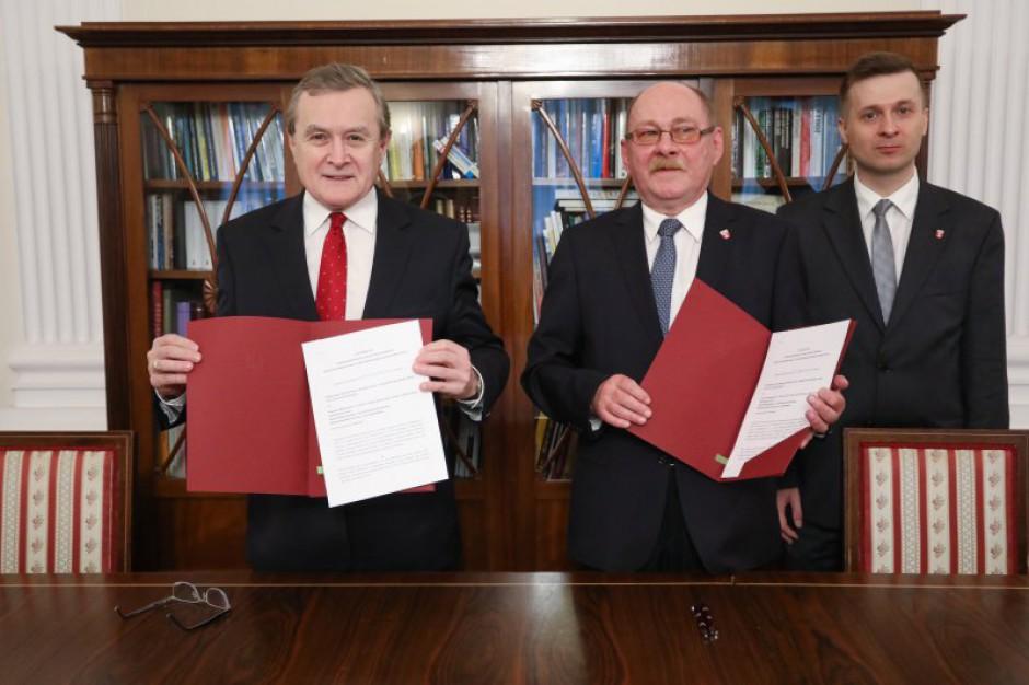 Muzeum Ziemi Międzyrzeckiej poprowadzi wspólnie ministerstwo kultury  i władze powiatu?