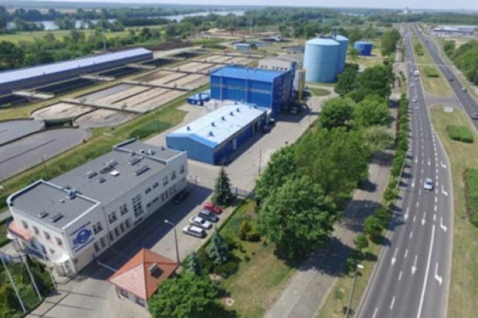 Toruńskie Czerniewice pozbywają się oczyszczalni
