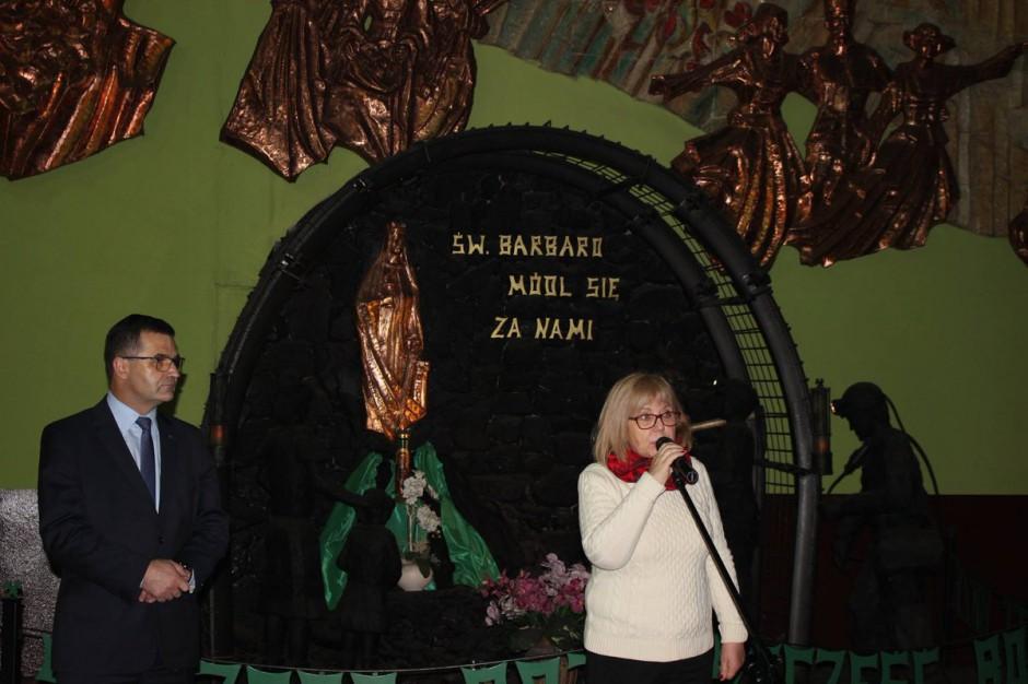Barbórka w Rudzie Śląskiej. Prezydent spotyka się z górnikami