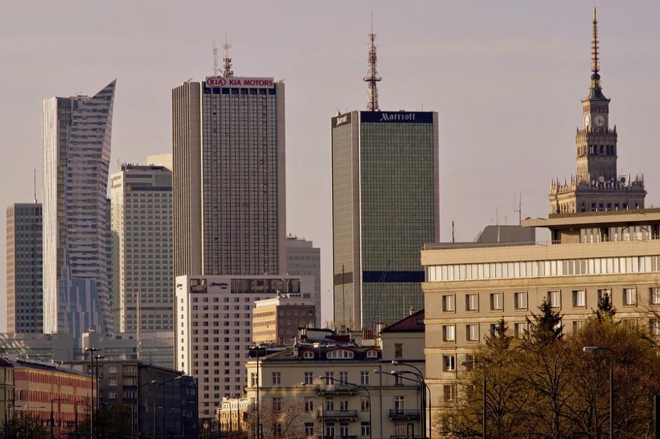 Warszawa: Jan Śpiewak ostro o planach zabudowy Śródmieścia