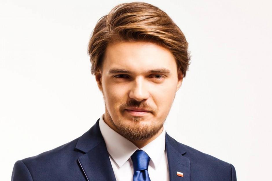 Michał Wypij kandydatem na prezydenta Olsztyna? Kandydatura pod znakiem zapytania