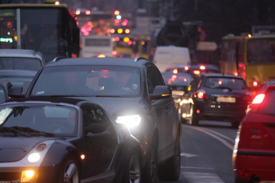 Polacy wracają z majówki. Korki na autostradach