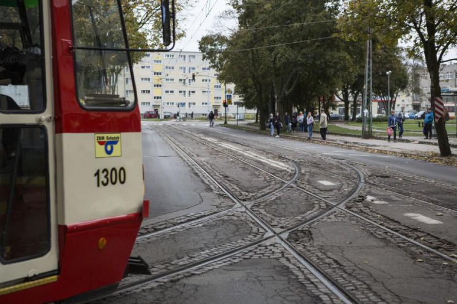 Gdańsk: Wygodniej tramwajem na plażę i do pracy. Miasto czeka na wykonawców