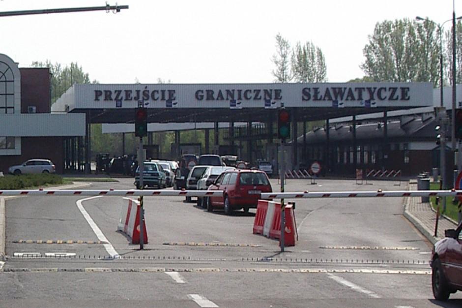 Ruch na granicy w Sławatyczach zostanie rozszerzony