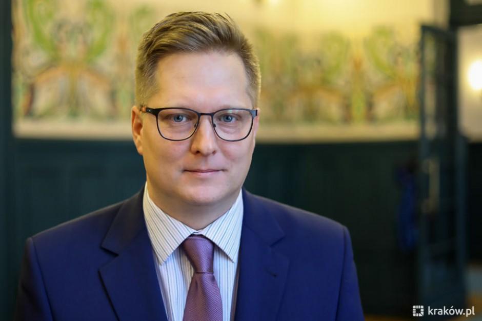 Prezydent Krakowa ma nowego pełnomocnika ds. jakości powietrza
