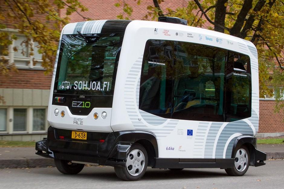 Gdańsk: We wrześniu 2019 na ulice wyjadą busy bez kierowców