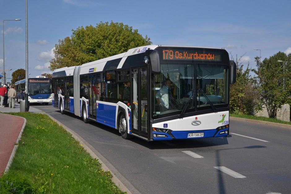 Kraków. Przetarg na 78 autobusów dla MPK - czterech chętnych