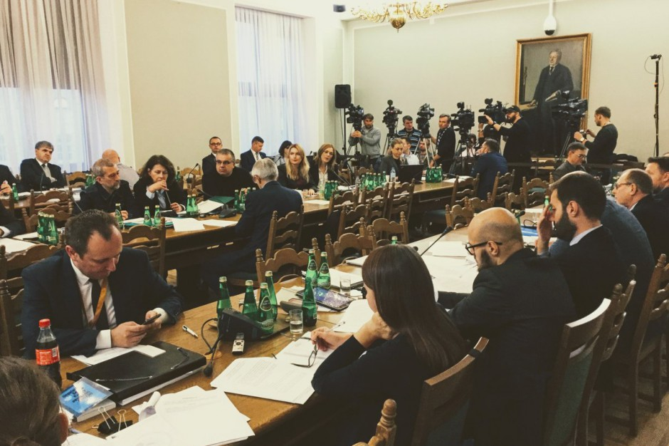 Wysłuchanie publiczne w sprawie organizacji wyborów samorządowych