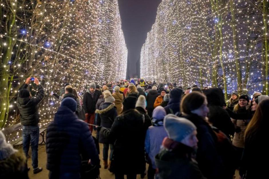 Samorząd Gdańska odpali świąteczne iluminacje