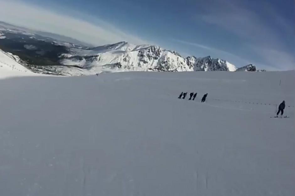 Ruszył wyciąg narciarski w Kotle Gąsienicowym w Tatrach