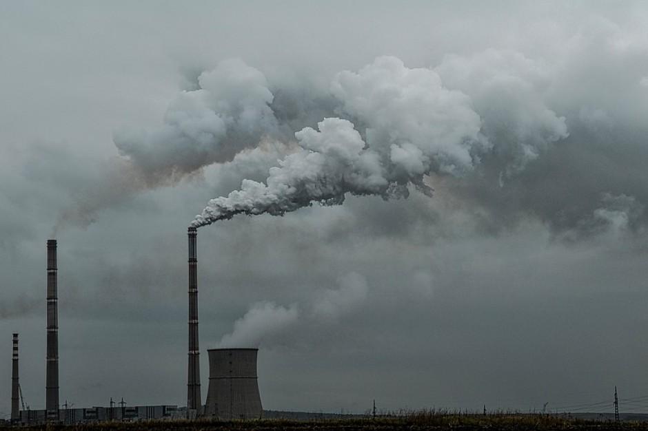 Bardzo zła jakość powietrza nad częścią województwa śląskiego