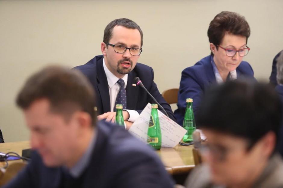 Marcin Horała: Mam nadzieję, że sejmowe prace nad zmianami w prawie wyborczym zakończą się w tym roku