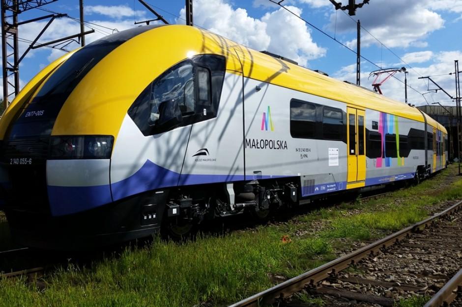 Pociągi Szybkiej Kolei Aglomeracyjnej wrócą na trasę Kraków Główny-Skawina