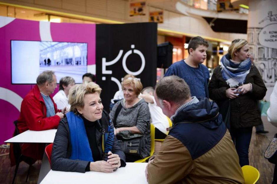 Hanna Zdanowska szefem PO w regionie łódzkim